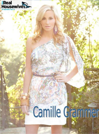 "Camille Grammer-Real Housewives of Beverly Hills- ""La Jolla"" May 2011"